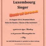Best of Luxenburg Sieger